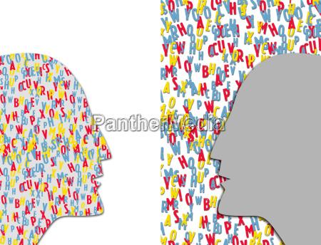 people talking dialogue