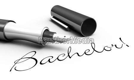 bachelor stift konzept