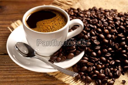 frisch, gerösteter, kaffee. - 6564265