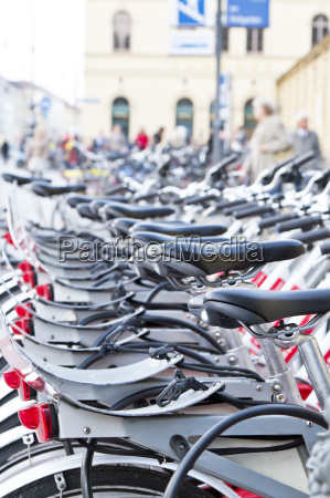 fahrradverleih in muenchen innenstadt