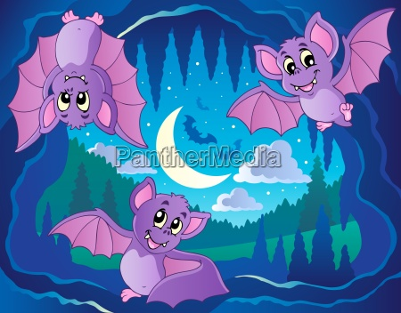 bats theme image 2