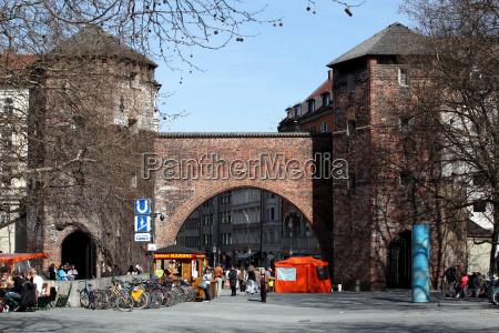 sendlinger gate