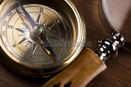 navigation erde kompass