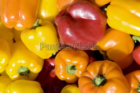 sunny bell peppers