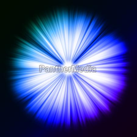 disco blau farbe space modern moderne