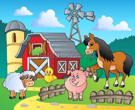 farm theme image 4