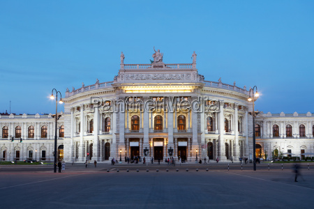 burgtheater vienna evening reception