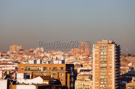 haus gebaeude stadt spanien grossstadt innenstadt