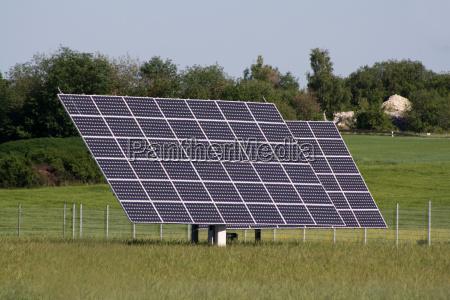 solaranlagen auf dem gebiet