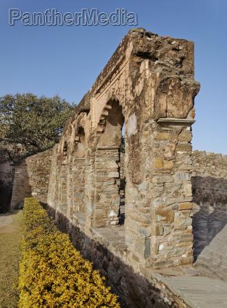 arch feature rund um den garten