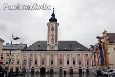 town hall in st poelten