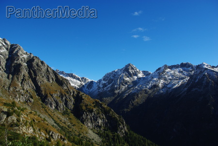 mountains of parco naturale adamello brenta