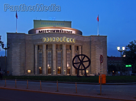 volksbuehne germany berlin