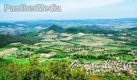 tourismus vulkane ungarn touristik fremdenverkehr geologie