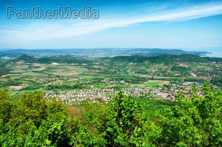 trip vulkane ungarn landschaftsbild landschaft natur