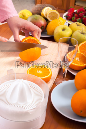 selbst gemachte fruchtsaft