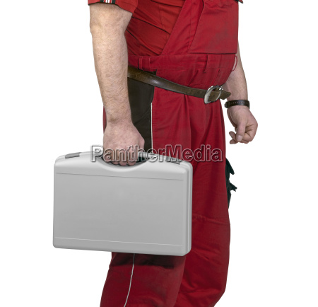 craftsman with case