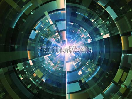fractal burst