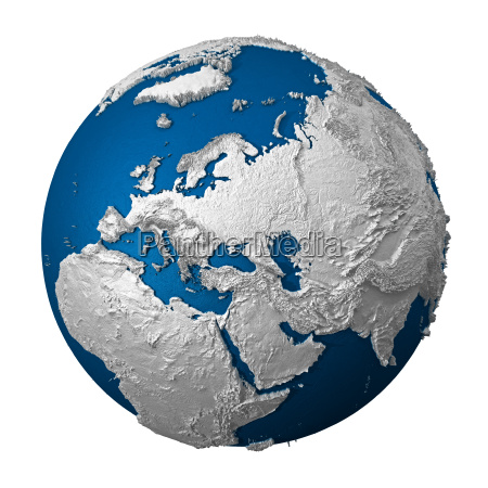 artificial earth europe