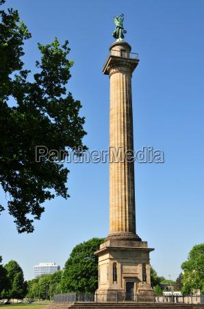 historia monumento vista francia hanover columna