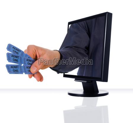 monitor entertainment