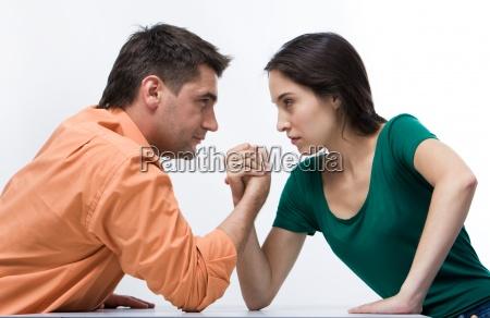 konfrontation