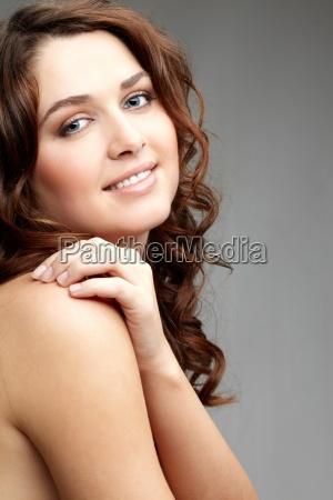 lovely lady