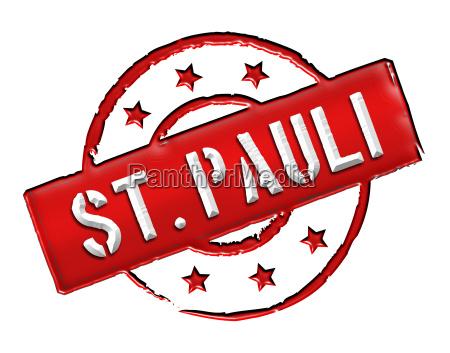 stamp st pauli