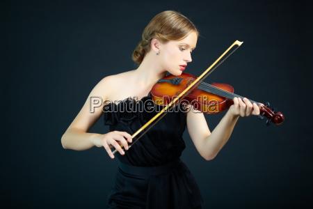 violine leistung