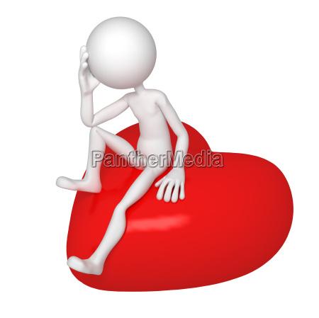 einzel denken geliebte alleinstehend ungluecklich setzen
