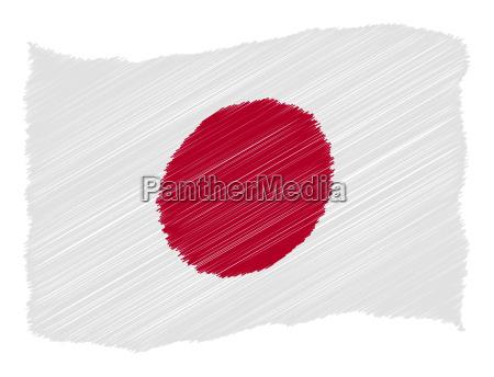 sketch japan