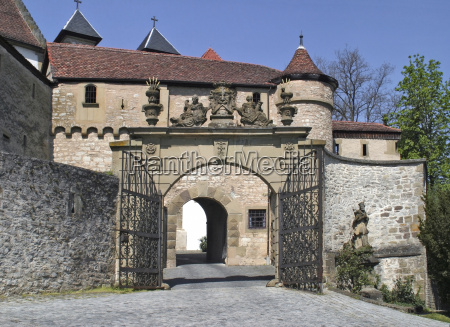 comburg in southern germany