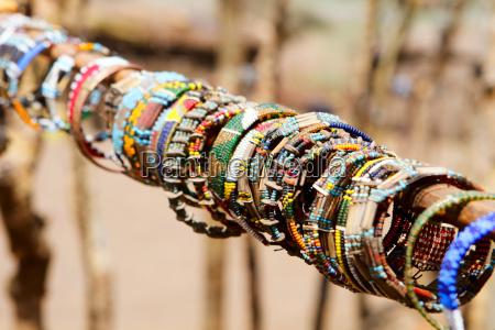 masai traditionellen schmuck