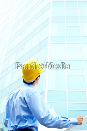 architect and building
