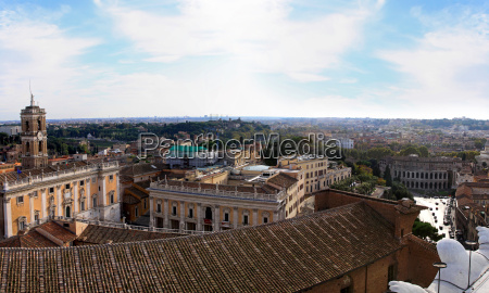 rome south view