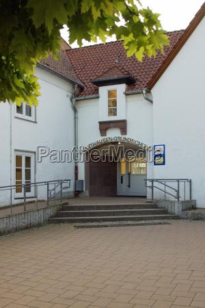 von haxthausen schule in barntrup