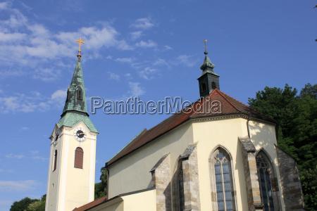 st stephan city parish of amstetten