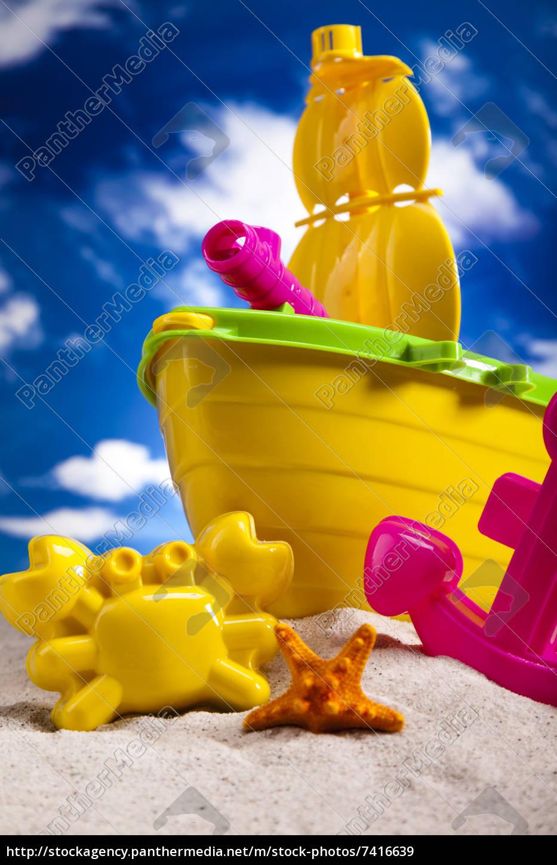 strandspielzeug - 7416639