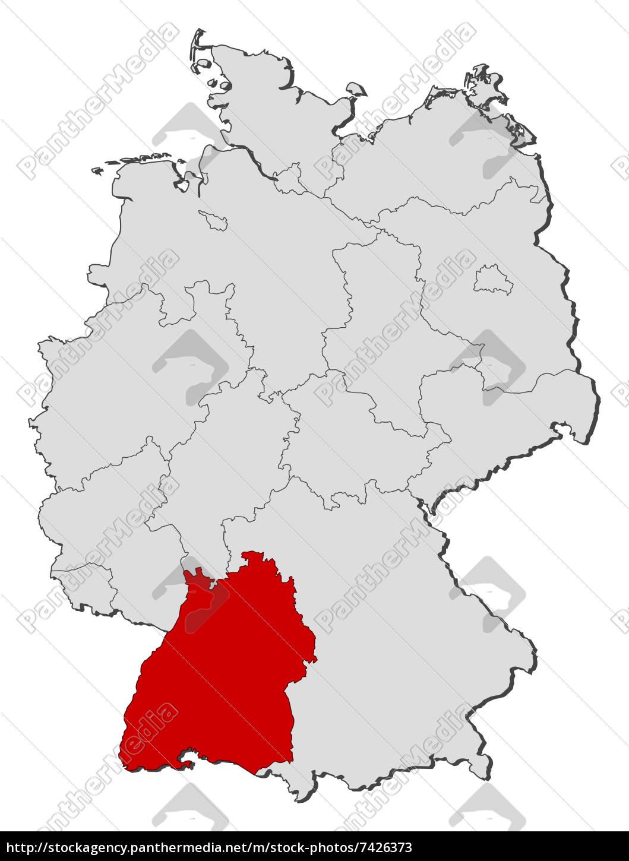 Bahnnetz Baden Wurttemberg Bahnplan Baden Wurttemberg