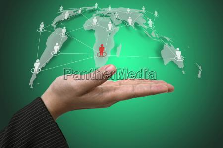 gesellschaftlich sozial kommunikation technologie mitteilung global