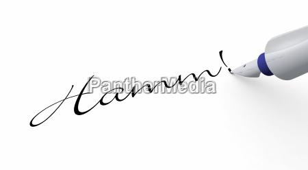 pen concept hamm