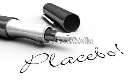placebo stift konzept