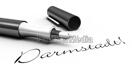 darmstadt pen concept