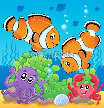 image with undersea theme 4