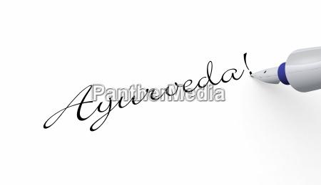 stift konzept ayurveda