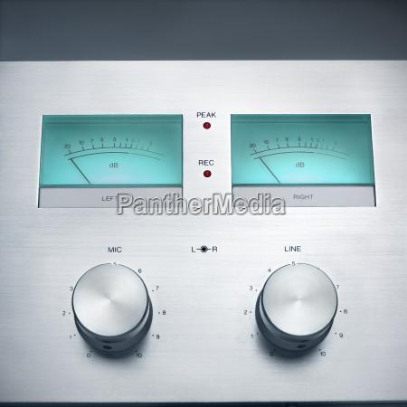 spitze zacke hifi audio deck schiffsdeck