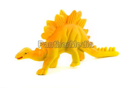 spielzeug plastikdinosaurier
