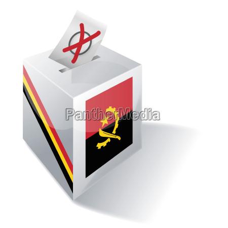 wahlbox angola