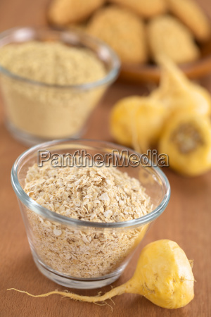 oatmeal with maca