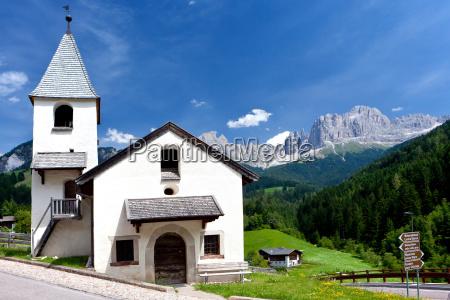 chapel in stzyprian